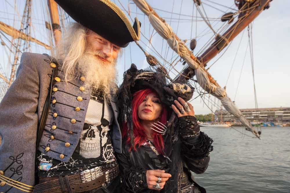 Gentils pirates