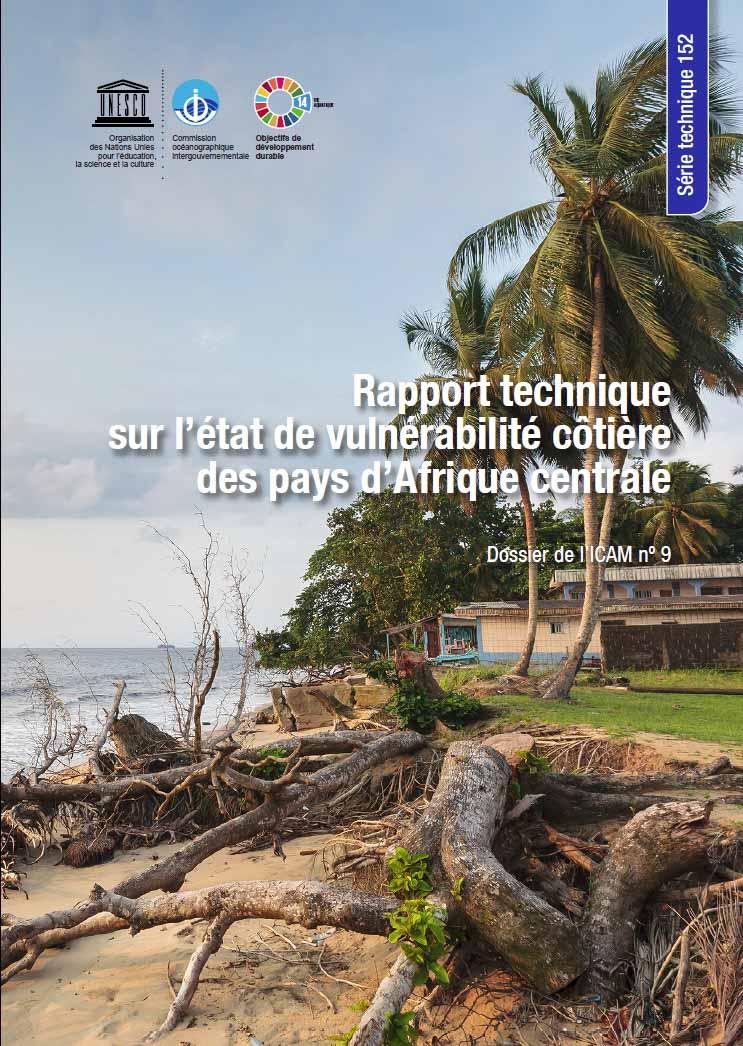 Publication de Vincent Prévost, côte atlantique, Cameroun