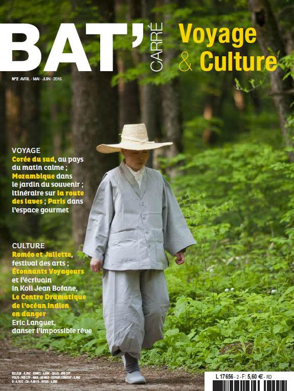 Publication de Vincent Prévost, moine, Corée du Sud